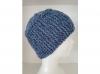 Mütze hellblau
