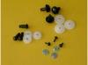 Sicherheitsaugen 12 mm schwarz